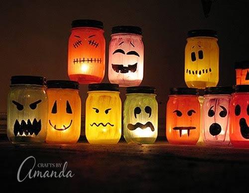 Comment décorer pour l'Halloween