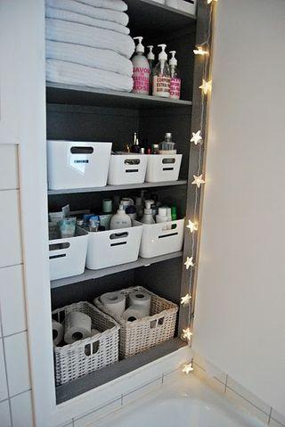 Comment bien organiser le rangement de sa salle de bain - Rangement salle de bain ...
