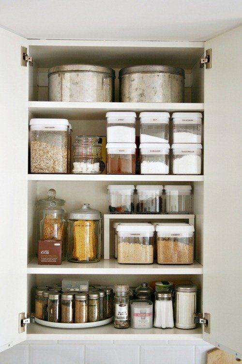 Trucs pour mieux organiser sa cuisine c 39 est a la vie for Best cleaning solution for kitchen cabinets