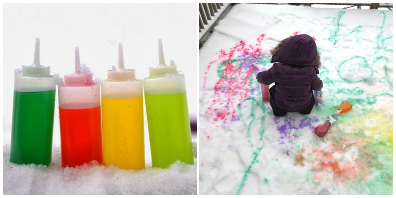 Idées d'activités extérieures en hiver - C'est ça la vie