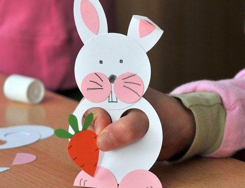 10 idées de bricolages de Pâques