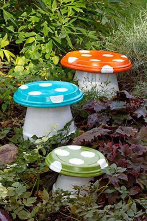 Des idées créatives pour votre jardin - C\'est ça la vie