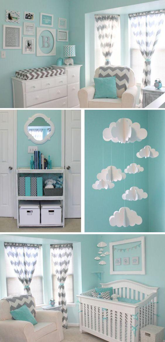 Exemple Chambre Fille Ikea : 10 idées pour une chambre de bébé unisexe  Cest ça la vie
