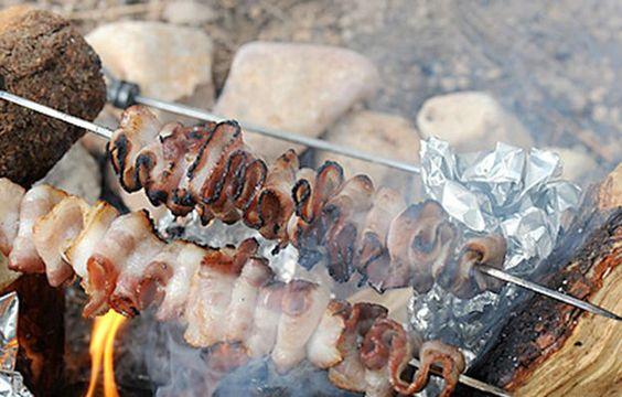 recette déjeuner camping
