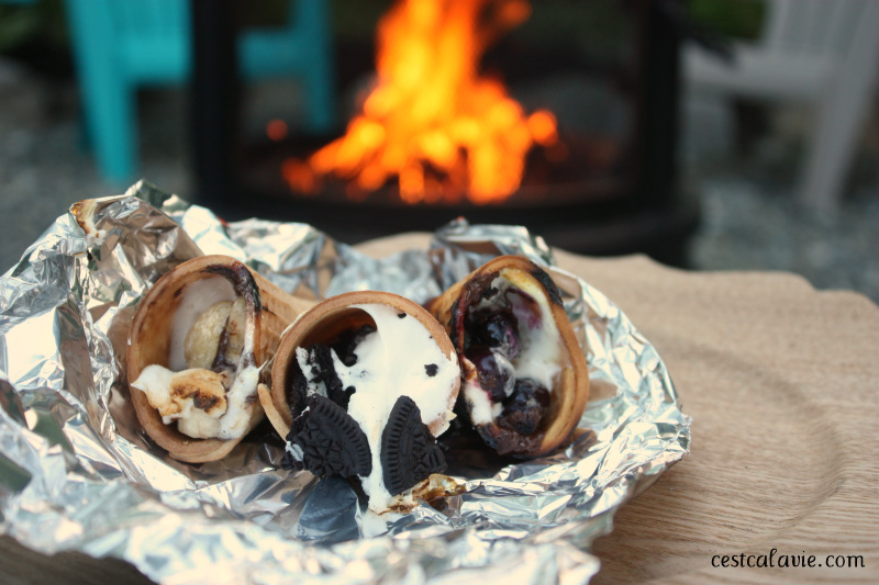 recettes camping
