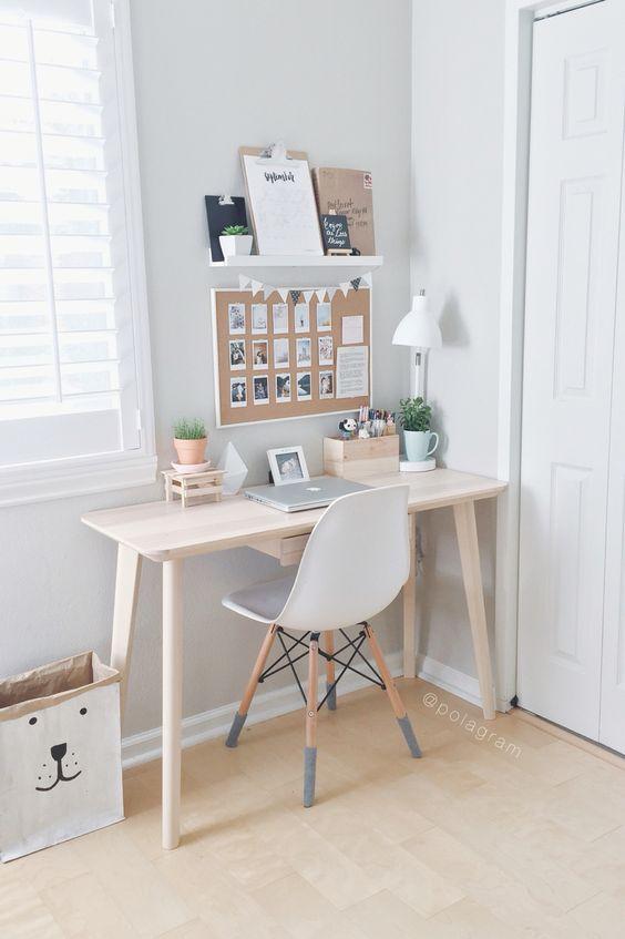 des d corations de bureaux inspirantes id es d cos pour petit et grand espace. Black Bedroom Furniture Sets. Home Design Ideas