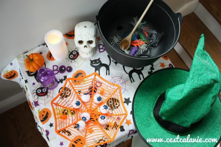 activit d halloween pour enfant c 39 est a la vie. Black Bedroom Furniture Sets. Home Design Ideas