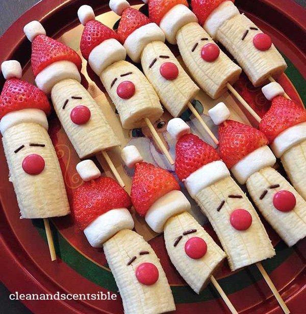 Recettes de no l faciles avec les enfants c 39 est a la vie for Pinterest cuisine noel