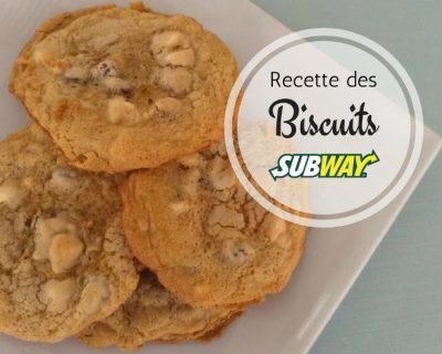 recette de biscuits au chocolat