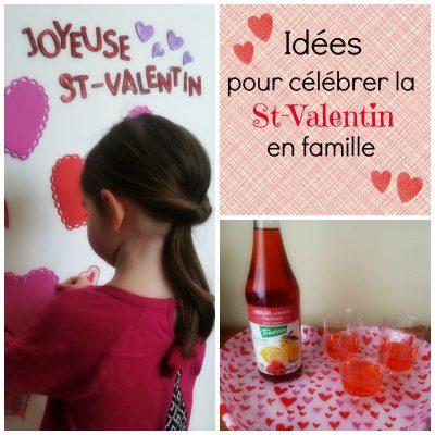 comment fêter la st-valentin en famille