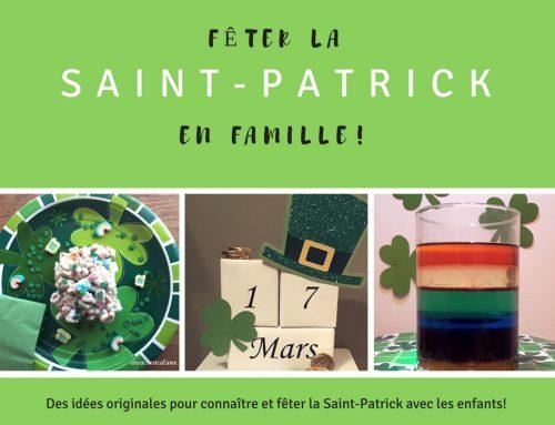 Idées d'activités pour la St-Patrick