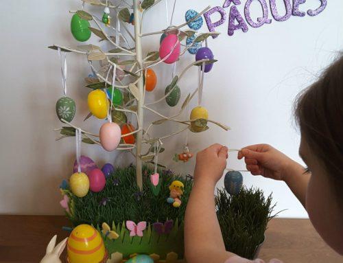 Idées d'activités de Pâques avec les enfants