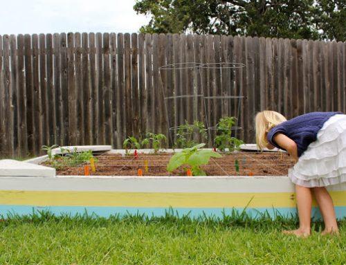 Idées pour aménager un jardin pour les enfants