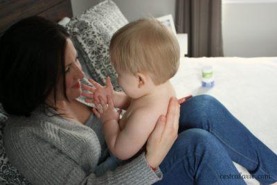 les produits pour bébé souris verte