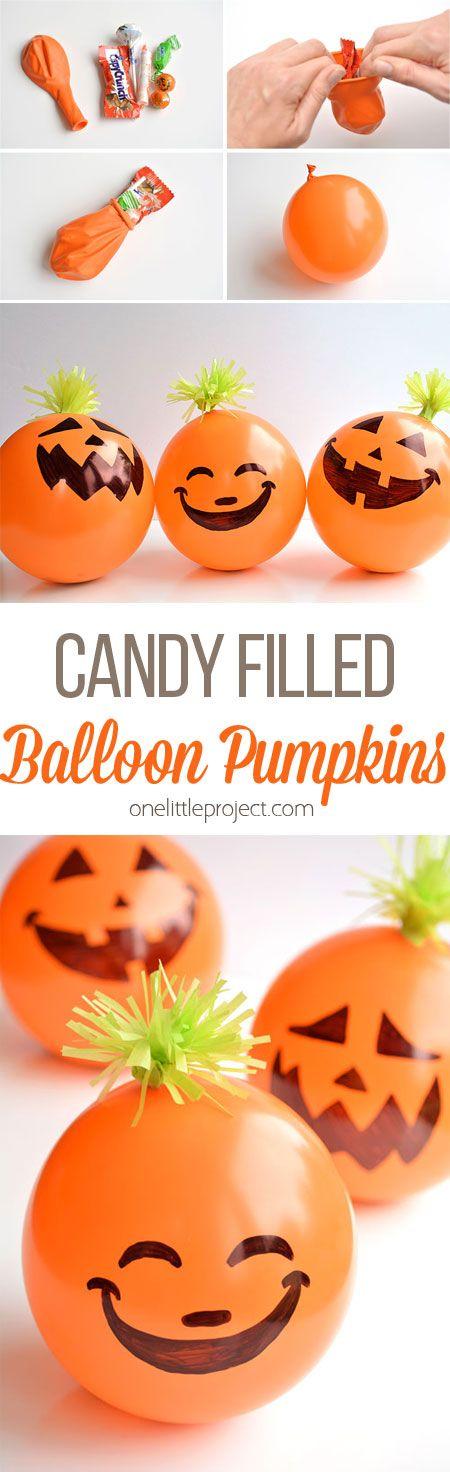 emballage de bonbons d'Halloween
