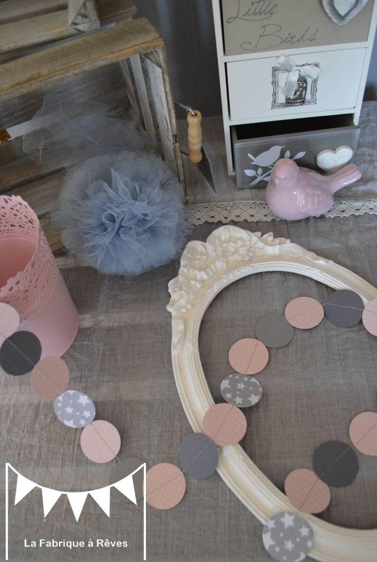 Deco Chambre Bebe Fille une chambre de bébé rose et grise - c'est ça la vie