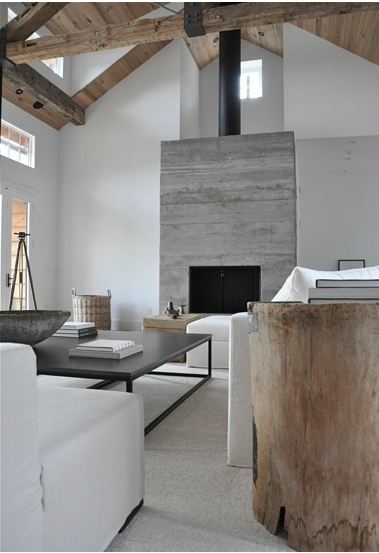 Style rustique chic moderne