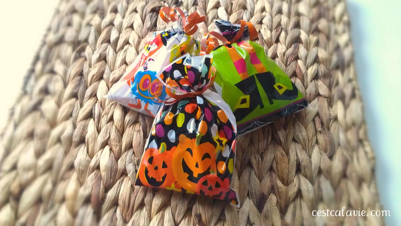 sacs emballage bonbons