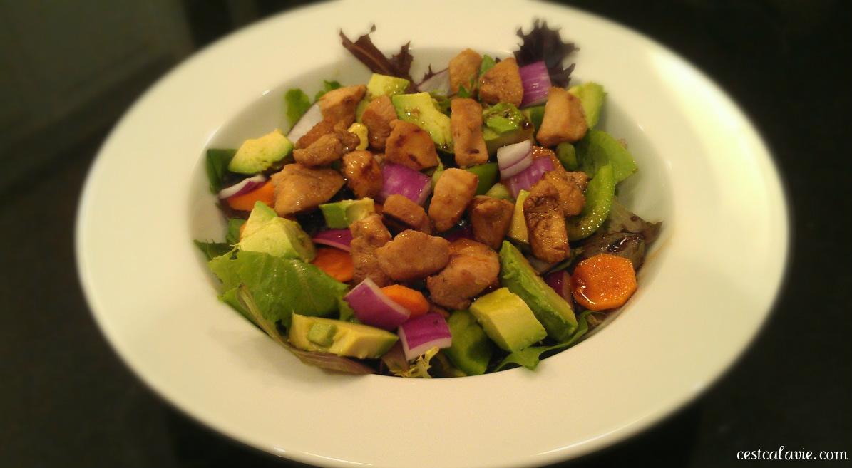 bol salade