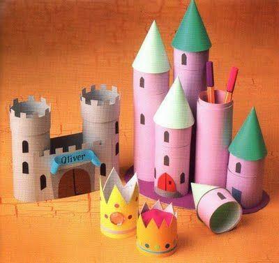 bricolage château