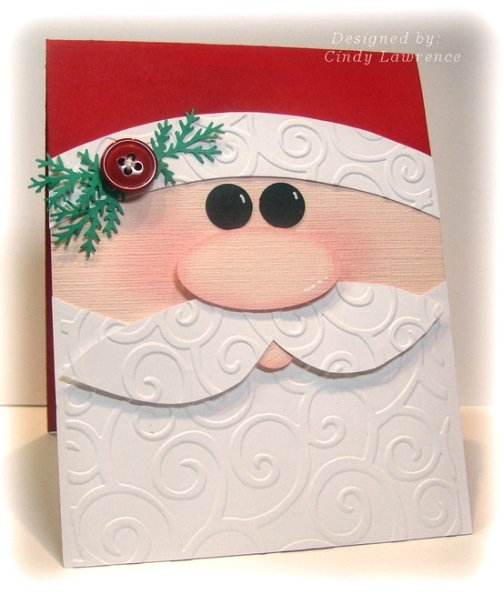 creative-homemade-christmas-card-designs