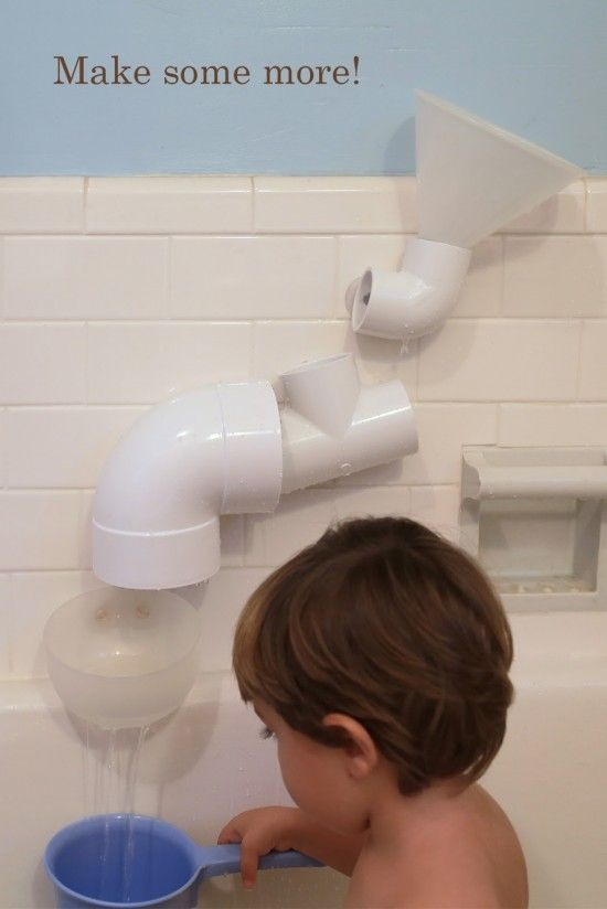 tuyaux pvc bain 2