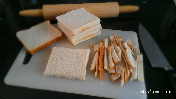 recette pain doré