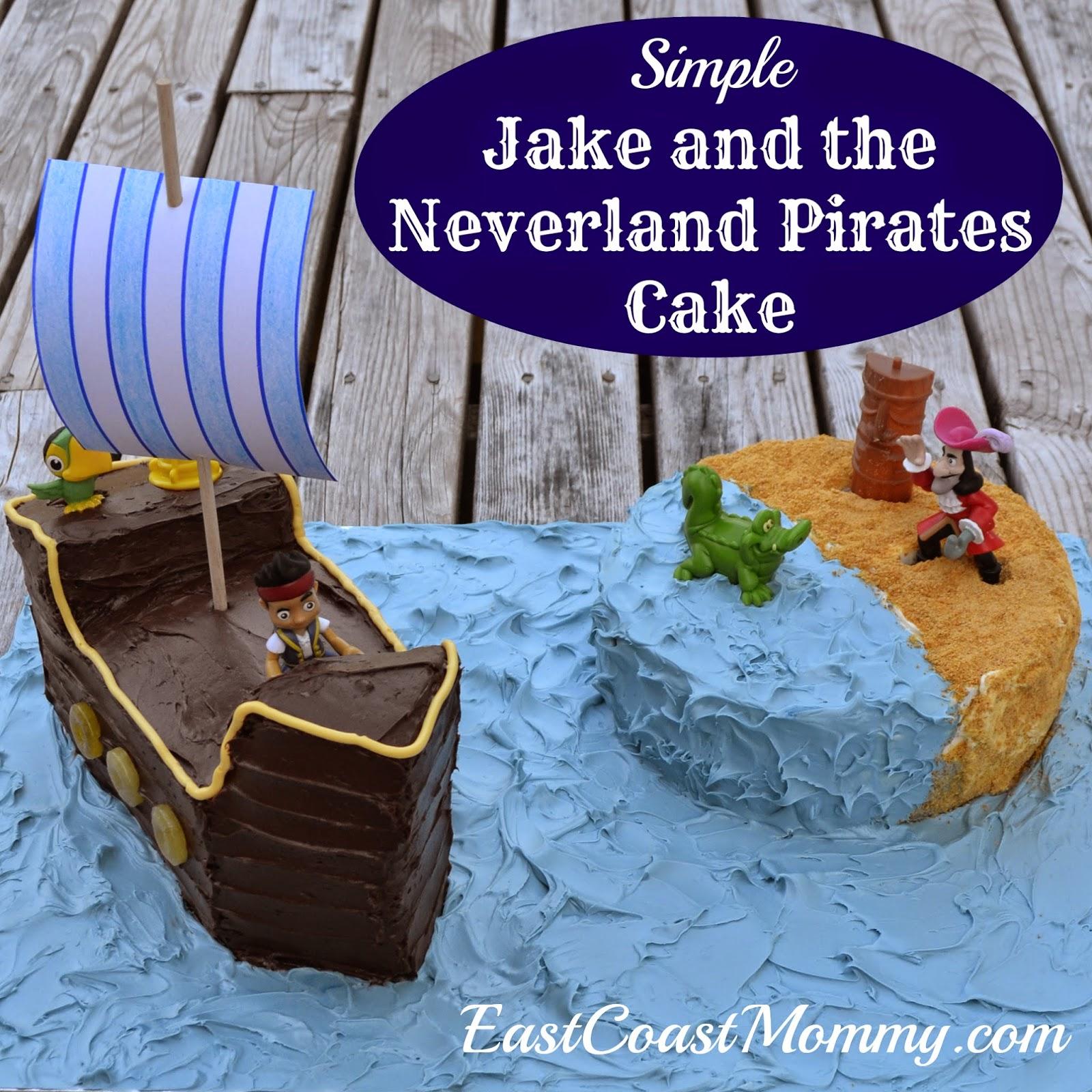 gâteau pirate fête enfant