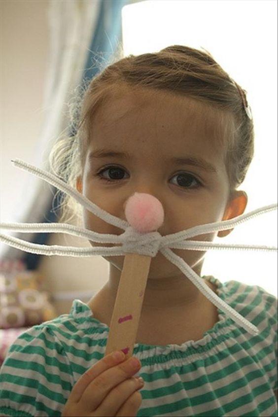 bricolage paques enfant