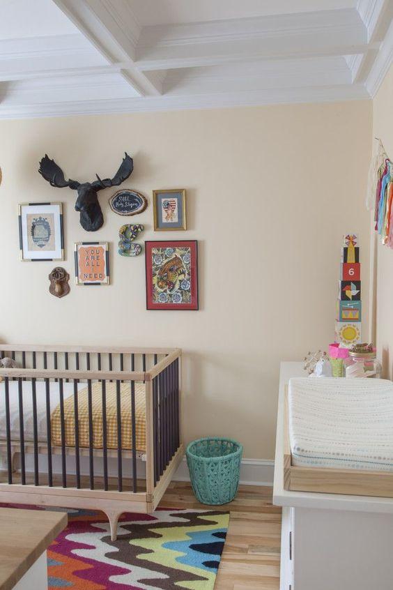 déco chambre bébé mixte
