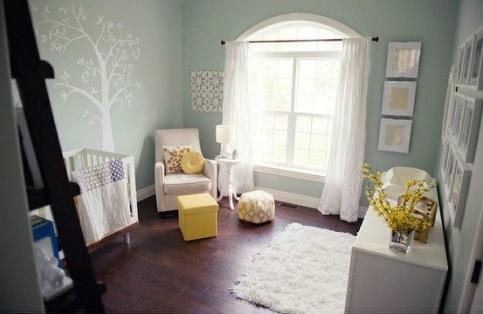 chambre bébé mixte idée