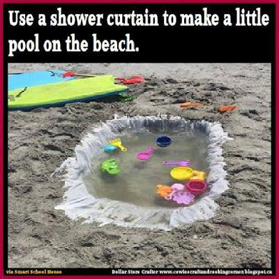 jeux plage enfant