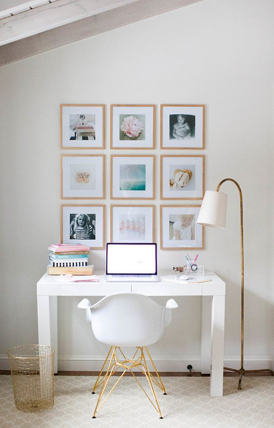 aménager un petit bureau