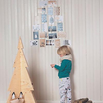 idée calendrier avent pour enfant