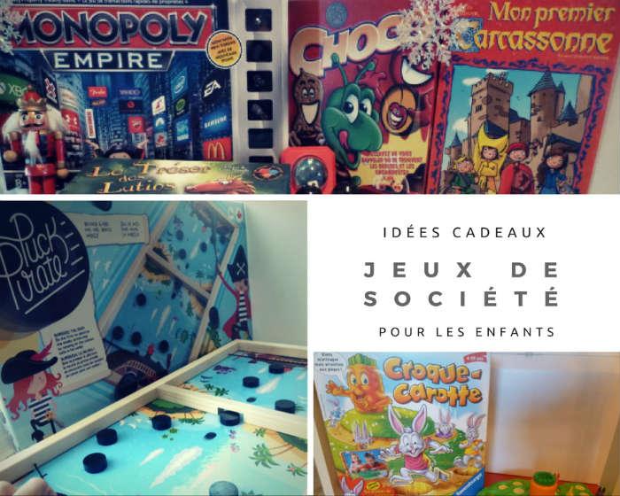 jeux de société pour enfant