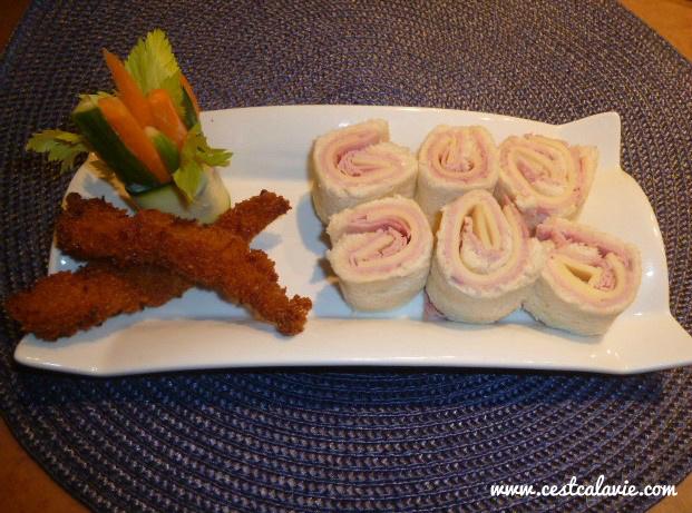 repas asiatique pour enfant