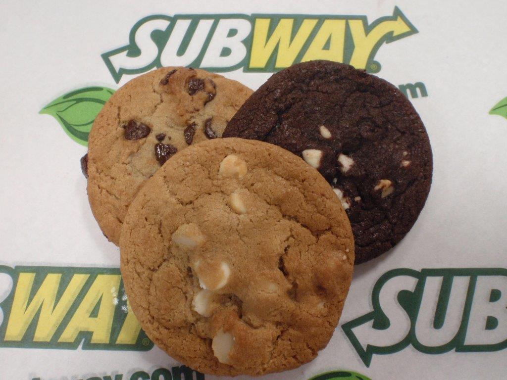 recette de biscuits subway