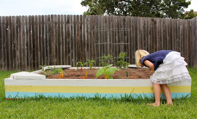 faire un jardin pour enfant