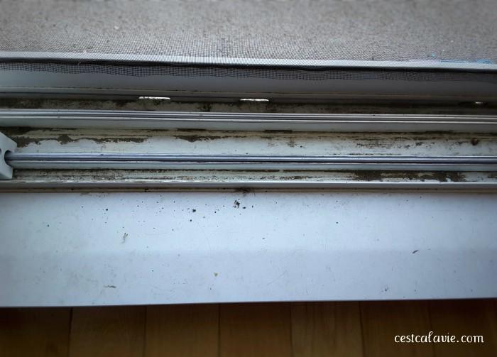 idée pour nettoyer les vitres
