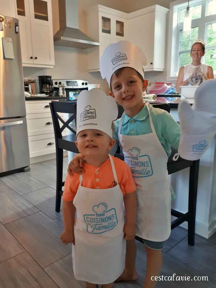 cuisinons en famille